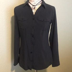 Exofficcio size S/P 4-6 button-up shirt